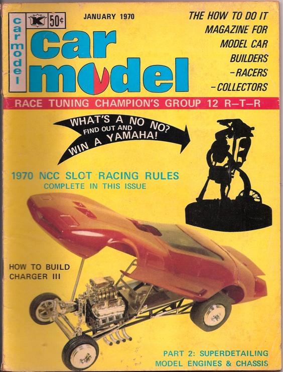 My Old Model Slot Car Magazines Vintage Collector S Corner